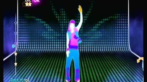 Just Dance 4 Rock n Roll by Skrillex mashup