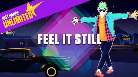 Just Dance Unlimited Feel It Still by Portugal