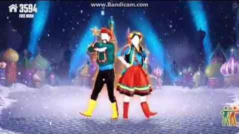 Just Dance Now - Moskau