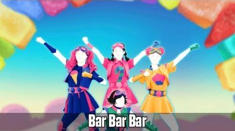 Just Dance Vitality School - Bar Bar Bar - 5 Stars