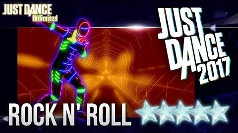 Just Dance 2017 Rock N' Roll (Will Take You To The Mountain) - 5 stars