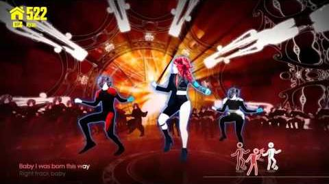 Born This Way - Lady Gaga (Just Dance Now)