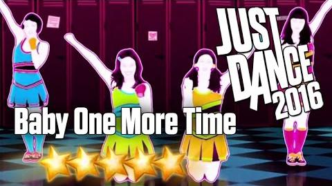 Just Dance 2016 - Baby One More Time - 5 Stars