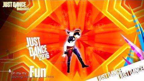 Just Dance Unlimited - Fun Mashup