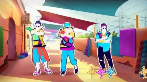 Just Dance 2018 - Mi Gente