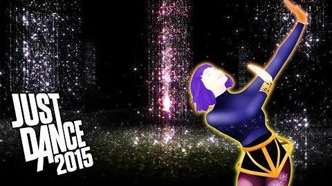 JUST DANCE 2015!!! Diamond * 5 stars!!!!!!!!