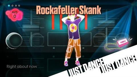 Just Dance 2 - Rockafeller Skank