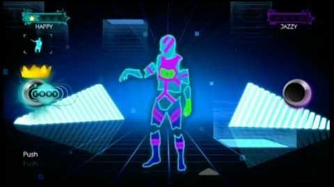 Just Dance 3 - Benny Benassi Satisfaction
