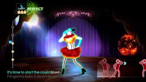 Just Dance 4 DLC - Funhouse - P!nk - All Perfects!