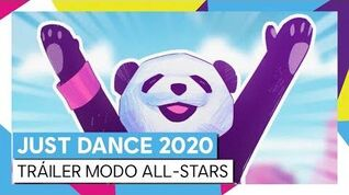 JUST DANCE 2020 - TRÁILER MODO ALL-STARS