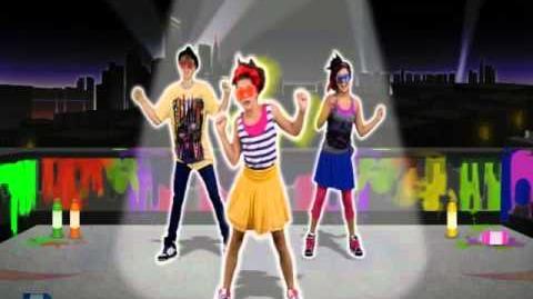 Just Dance Kids - Kids In America (Wii Rip)
