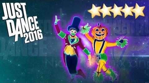 Professor Pumplestickle - Just Dance 2016 (Unlimited) - Full Gameplay 5 Stars