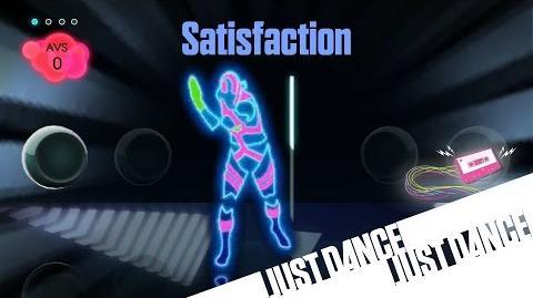 Just Dance 2 - Satisfaction