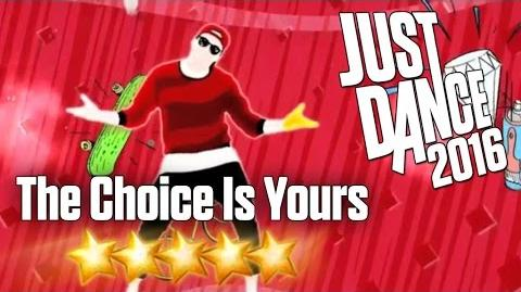Just Dance 2016 - The Choice Is Yours - 5 stars