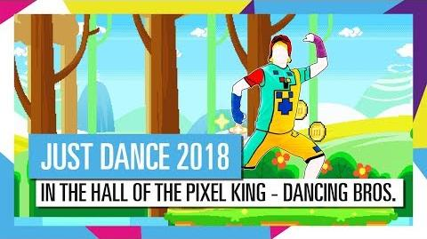 IN THE HALL OF THE PIXEL KING - DANCING BROS