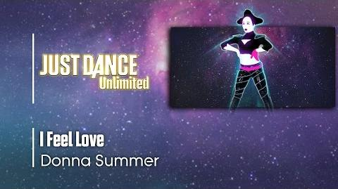 I Feel Love - Donna Summer Just Dance Unlimited