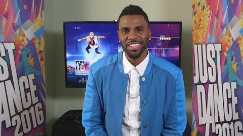 Jason Derulo - Want To Want Me Just Dance 2016 E3 Gameplay preview