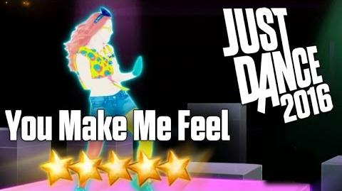 Just Dance 2016 - You Make Me Feel - 5 stars