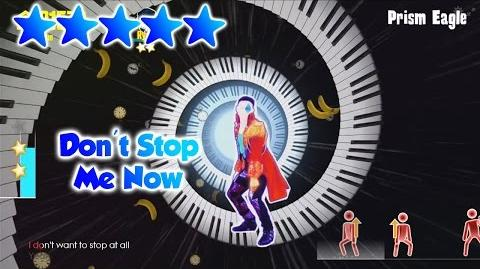 Just Dance Now - Don't Stop Me Now - 5 Stars
