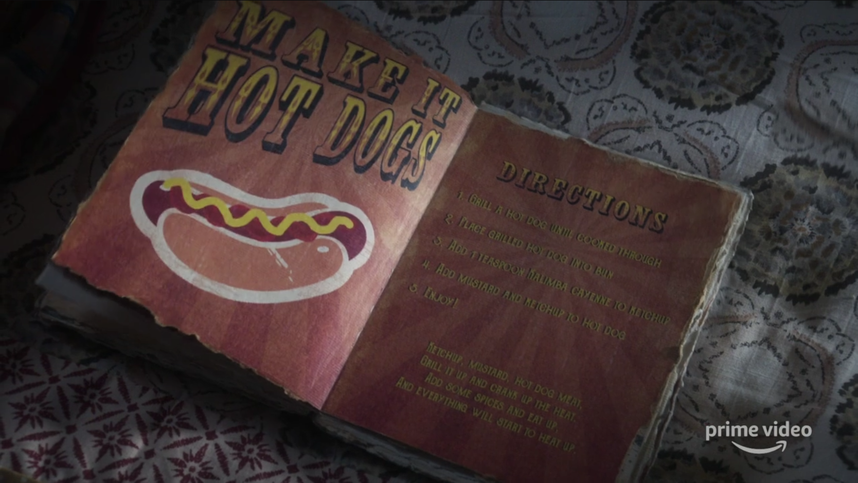 Make-It Hot Dogs