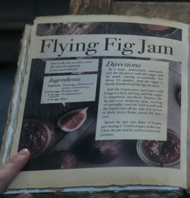 Flying Fig Jam