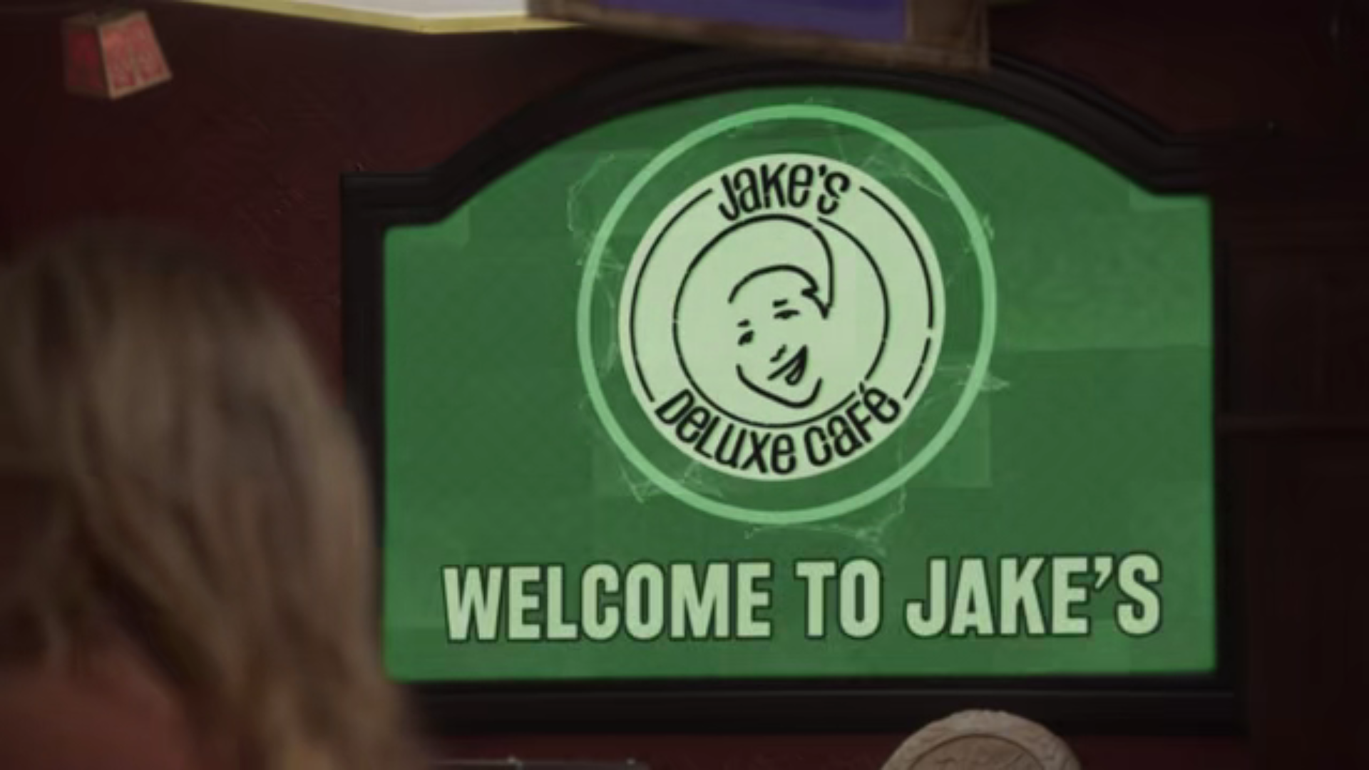 Jake's Deluxe Cafe