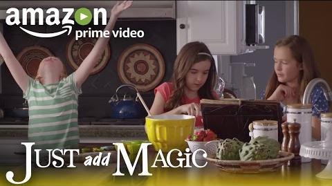 Just Add Magic - First Cake (Highlight) Amazon Kids