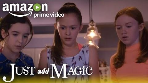Just Add Magic - Official Teaser Amazon Kids