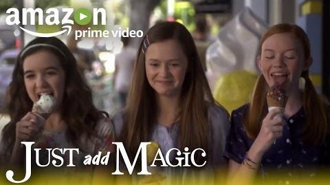 Just Add Magic Season 2 - Official Trailer - Amazon Kids