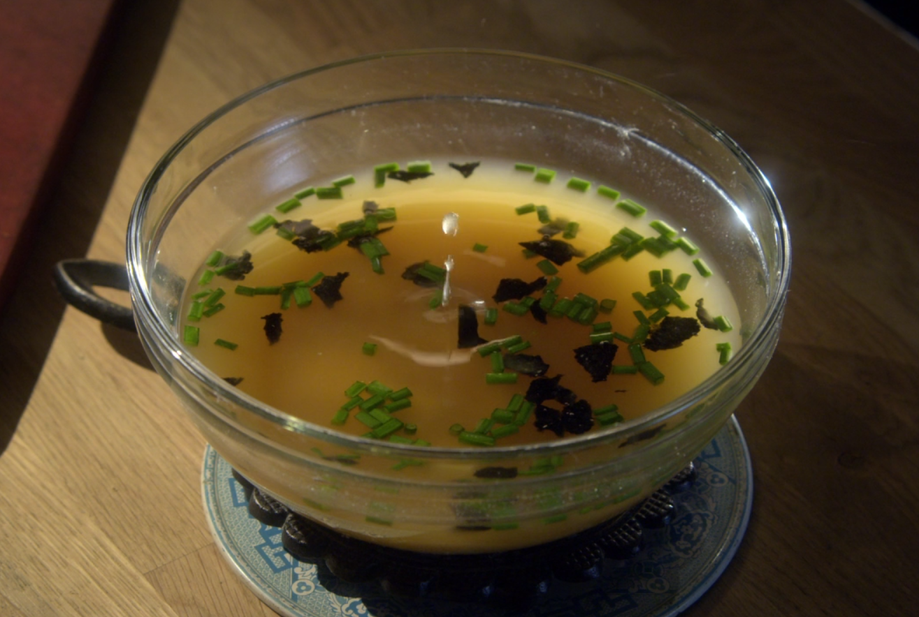 Miso-Person's Soup
