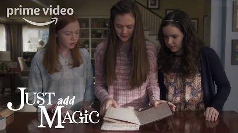 Just Add Magic Season 3 - Official Trailer Prime Video Kids-0