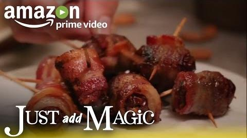 Just Add Magic - Pick-A-Date Dates (Bacon-Wrapped Dates) Amazon Kids