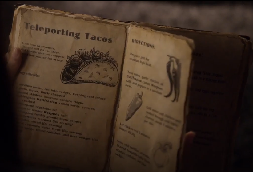 Teleporting Tacos  Just Add Magic Wiki  Fandom