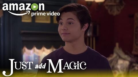 Just Add Magic Season 2 - Chuck's Sleep Spell Amazon Kids