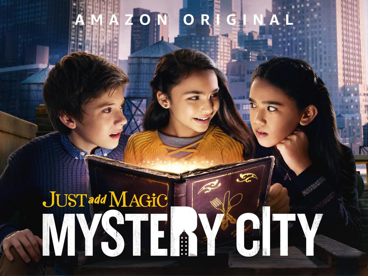 Season 1 (Mystery City)