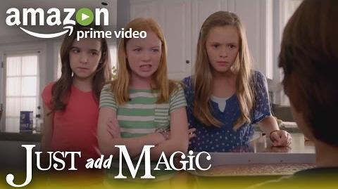 Just Add Magic - Grandma's Cookbook (Highlight) Amazon Kids