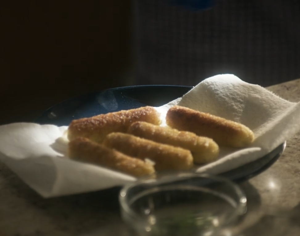 Mozzarella Statis-Sticks
