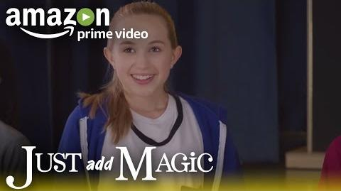 Just Add Magic - The Team Captain Is..