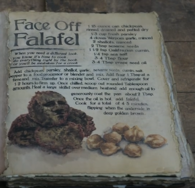 Face Off Falafel
