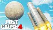 Just Cause 4 - WORKING ROCKET SHIP EXPERIMENT!-0