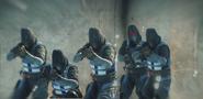 JC4 Black Hand Ghosts at Estación Atalaya