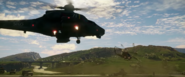 JC4 screenshot from trailer two helicopters grappled together