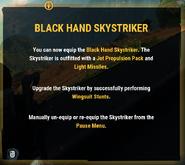 JC4 tip (Black Hand Skystriker)