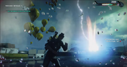 JC4 balloon factory lightning strike