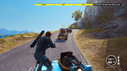 A Long and Dangerous Road (convoy)