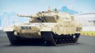 JC4 mod reskinned Warchief Assault Tank