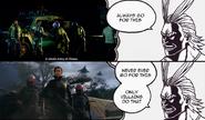 JC4 only villains do that meme