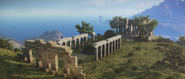 JC3 ancient ruins