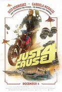 JC4 1970s style poster