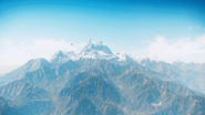 Solis cinematic shot (mountains)